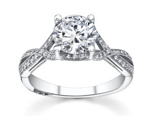 diamond engagement ring toronto engagement ring - Wedding Rings Toronto
